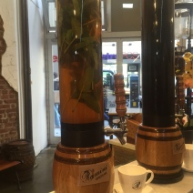 ramini espresso bar coffee dispenser