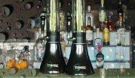 tuborg giraffe beer tower