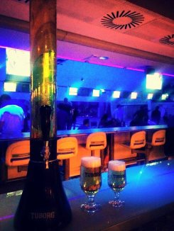 ZIRAFA BOWLING PIVO BEER TOWER DISPENSER ZHIRAFFE GIRAFFE